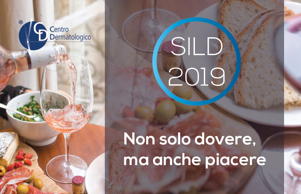 Secondo Congresso SILD: momento di divertimento allo Standing Dinner Party