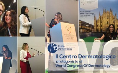 "Il Centro Dermatologico protagonista al ""World Congress Of Dermatology"""